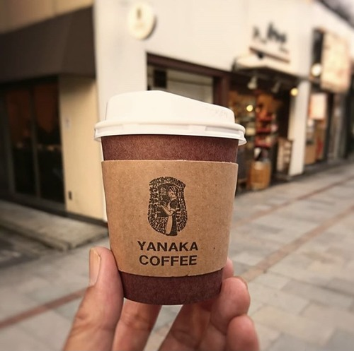 ホットコーヒー 持ち帰りできます。