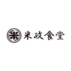 米政食堂のロゴ画像