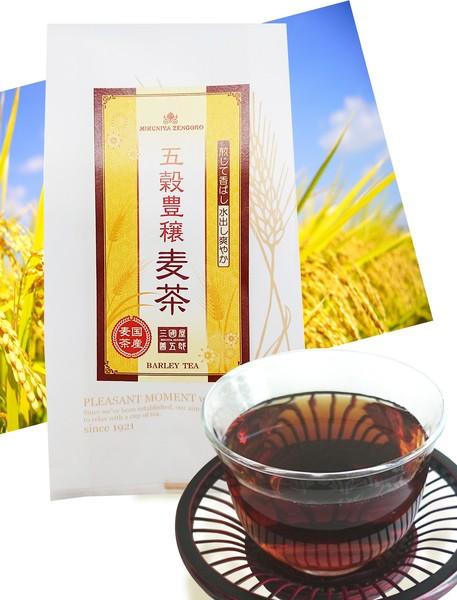 五穀豊穣麦茶
