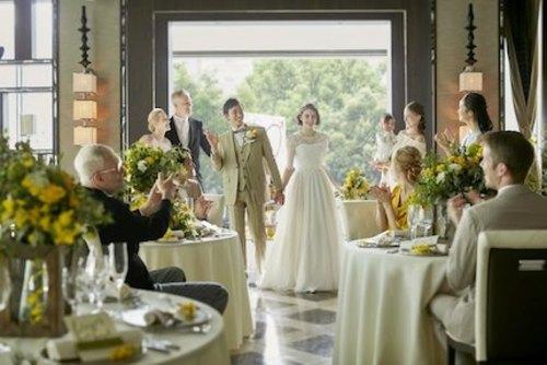 互助会の家族婚画像