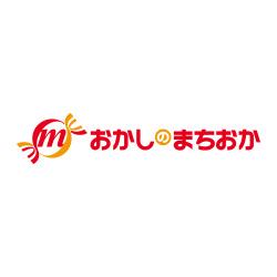 おかしのまちおかのロゴ画像