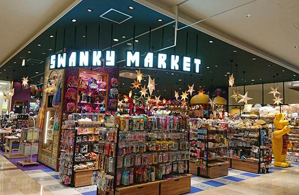 SWANKY MARKETの画像