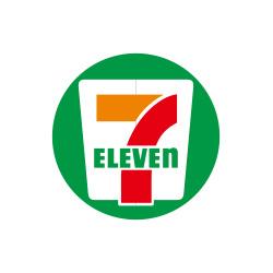 セブン-イレブンのロゴ画像
