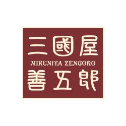 三國屋善五郎のロゴ画像