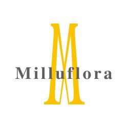 Millufloraのロゴ画像