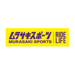 ムラサキスポーツのロゴ画像