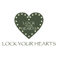 LOCK YOUR HEARTSのロゴ画像
